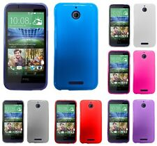 TPU GEL RUBBER SKIN COVER CASE FOR HTC DESIRE 510 cell phone