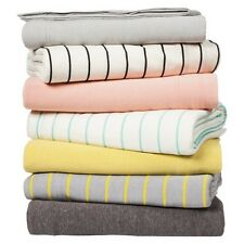 Room Essentials® Jersey Sheet Set - Heathers and Prints