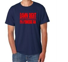 Tennessee Damn Right Show Your City Pride Nashville Funny Shirt