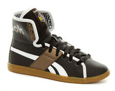 New Reebok Top Down Brown Womens Trainers ALL SIZES