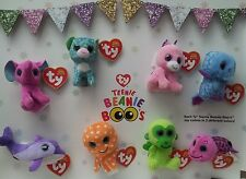 McDonald's 2014 - Teenie Beanie Boo's - Chose your toy - FREE SHIPPING