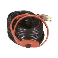 Heat Tape Cold Weather Valve & Pipe Warmer Freeze Protection Electric Cable