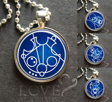 QUOTES in Gallifreyan Doctor Who inspired Pendant Jewelry Necklace Timelord