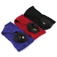 Simply Vera Wang Twist Cable Knit Headwrap for Women - One Size Fashion Headband