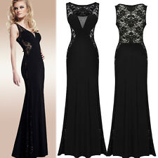 2014 NEW Long Maxi Style Sexy Evening Party Prom Gown Formal Cocktail Dresses