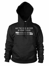 Arrow May the Odds be Ever in you Favour Games Hoodie Hoody Men Women Kid Hunger