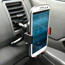 Car Air Vent Mount Cradle Holder Stand For Samsung S4 S5 S6 Note iPhone 5 6 Plus