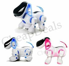 I ROBOT DOG Walking Nodding Children Kids Toy Robots Pet Puppy iDog Light