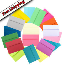 50 A7 Envelopes for 5 x 7 Cards Invitations Weddings Showers Confirmation Gifts