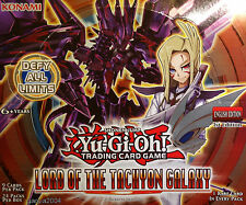 YuGiOh Lord of the Tachyon Galaxy, LTGY, Rare, 1st edition, Choose from list