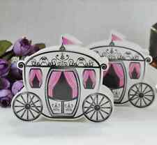 Hot Fairytale Cinderella Enchanted Carriage Wedding Party Candy Box Favors Gift