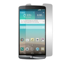 For LG G3 Vigor LCD Screen Protector Guard with Cleaning Cloth