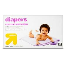up & up® Diapers Giant Pack (Select Size)