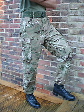 British Army Multicam MTP PCS Artic SAS Windproof Trousers Fishing Airsoft
