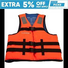 LifeJacket | Buoyancy Vest | Life Jacket | Orange | Kayak Life Jacket