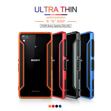 Nillkin Shockproof Case Border Armor Bumper Frame Cover For Sony Xperia Z3 L55