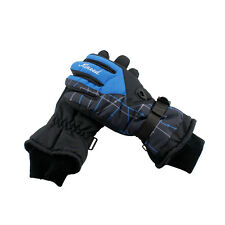 Waterproof Men Women Winter Motorcycle Hiking Ski Snow Snowboarding Gloves Warm
