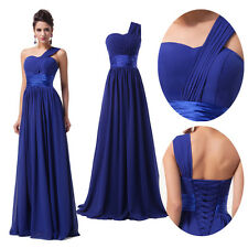 Cyber Monday SALES LONG Prom Bridesmaid Gown Evening Formal Party Cocktail Dress