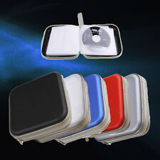 New 40 Disc CD DVD VCD Wallet Storage Organizer Case Holder Album Bag Hard Box U