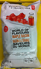 CANADIAN CHIPS - PC President's Choice POUTINE, BURGER, MAPLE BACON  & MORE 235g