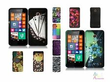 Nokia Lumina 635  Cool/Cute Image 2 Piece Hard Plastic Protector Cover Case
