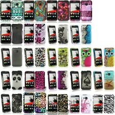 Hard Case Protective Snap-On Cover Skin For ALCATEL One Touch Evolve 5020T