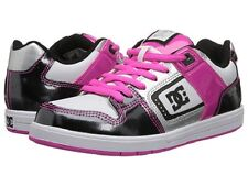 DC - DESTROYER Womens Shoes (NEW) Sizes 6-7.5 WHITE BLACK PINK : Skate Footwear