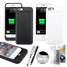 3200mAh External Battery Backup Charging Bank Power Case Cover for iPhone 6 4.7""