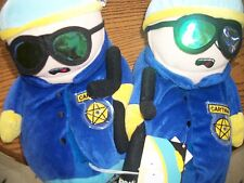 South Park Cartman Fear the Law  Slippers NWT Medium