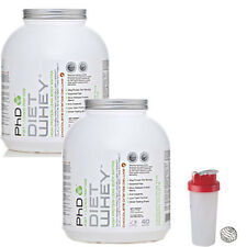 2 X Phd Diet Whey 2kg + FREE SHAKER + FREE DELIVERY