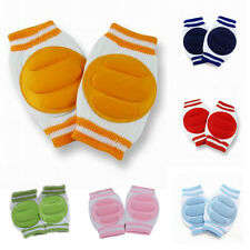 Infants Toddlers Baby Elbow Crawling Kids Knee Protector Knee Pads New