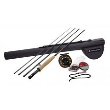 NEW - Redington Topo 490-4 Fly Rod Outfit  - FREE SHIPPING!