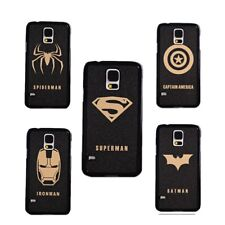 Hard Back Skin Case Cover For Samsung Galaxy S3 S4 S5 Note3 i9600 N9000 i9500 e