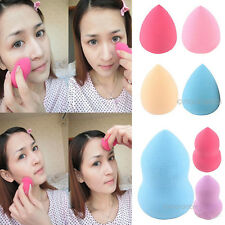 Pro Convenient Makeup Foundation Sponge Blender Puff Flawless Smooth Beauty B3UF