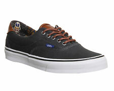 Vans Era 59 Dark Shadow Tribal Leaders vh7