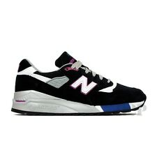 """New Balance Made in USA """"American Painters"""" M998BK (Black/Violet) Men's Shoes"""