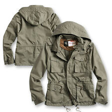 SURPLUS RAW VINTAGE PARKA CLASSIC US FIELD LINER COAT MILITARY STYLE OLIVE GREEN