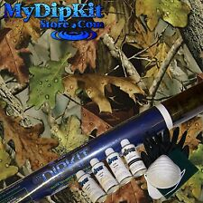Hydrographics Dip Kit Water Transfer Printing Camo Dipping New Fall Leaves Camo