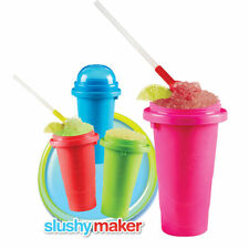 Chill Factor Colour Blast Squeeze Cup Slushy Maker- New Out!