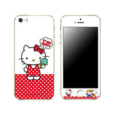 Skin Decal Stickers iPhone 6 Plus Universal Mobile Phone Ice Cream Hello Kitty