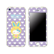 Hello Kitty Skin Decal Sticker iPhone Galaxy Universal Mobile Phone Yellow Bunny