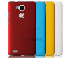 Ultra Thin Slim PC Hard Back Case Cover Skin Shell For Huawei Phones