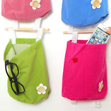 2014 New Wall Cloth Pockets Hanging Cloth Storage Bag Pouch Bag Wall Case