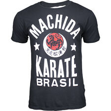 Roots of Fight Machida Brasil Shirt BJJ MMA