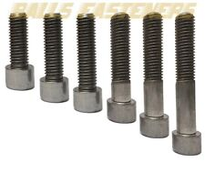 A2 Stainless Steel Cap Head Bolts M8 Socket Screw Allen Socket Bolt DIN912