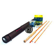 NEW - Redington Butter Stick 476-3 Fly Rod Outfit - FREE SHIPPING!