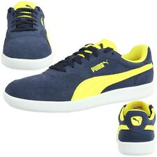 Puma Men's Sneakers Icra Trainer Sd Mens 356741 07 Blue Yellow