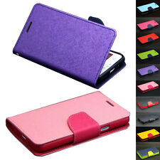 New Leather Magnetic Flip Wallet Case Cover For Samsung Galaxy S2 SII i9100