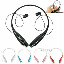 Wireless Bluetooth HandFree Sport Stereo Headset headphone for Smartphone Mobile