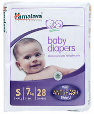 CHOOSE YOUR QUANTITY Himalaya Baby Diapers with anti rash shield Lowest price